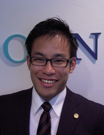 ホームページ写真(杉澤先生)